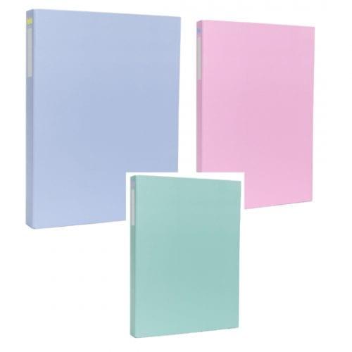 Pukka A4 Pastel Ring Binder Folder