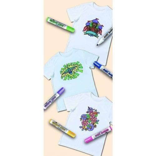 Artline T-Shirt/Fabric Markers Pens