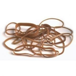 Rubber Bands Assorted Thickness