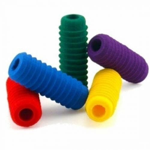 Ribbed Grooved Pencil Grips