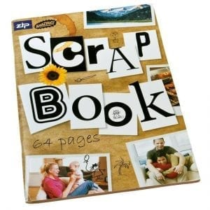 Jumbo Extra Large Scrapbook Cutting Craft Album