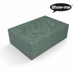 Show-Me Mini Foam Erasers