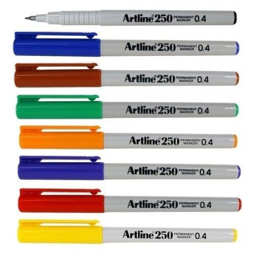 Artline-250-all-8-colours