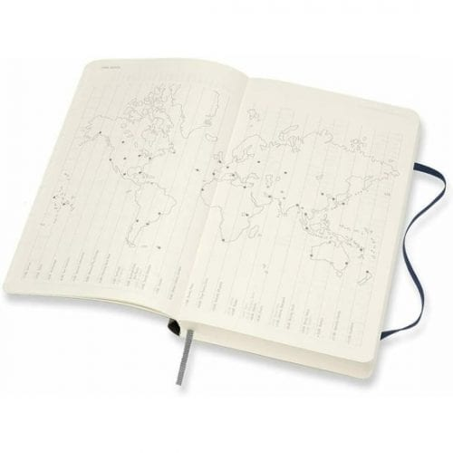 Moleskine Academic Diary A5 Daily Notebook Soft Cover