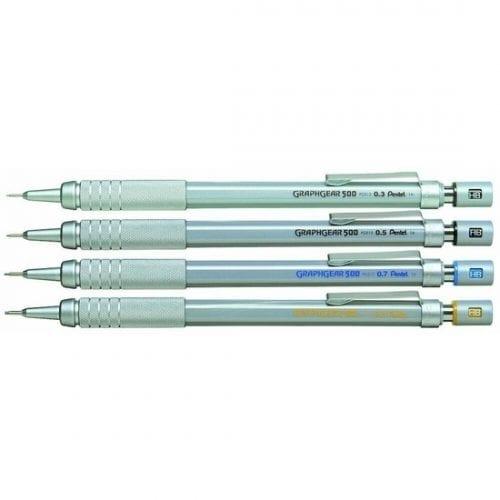 Pentel-GraphGear-500-Pencil-main-4