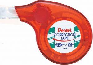 Pentel Side-Action Correction Tape
