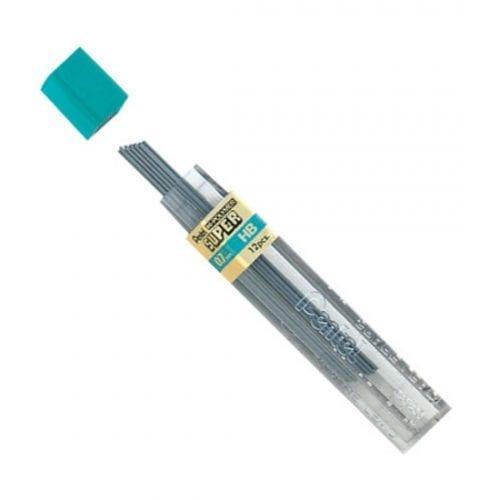 Pentel-Super-Hi-Polymer-Lead-07mm