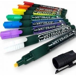 Pentel-Wet-Erase-Chalkboard-Marker-Pen-SMW26-8