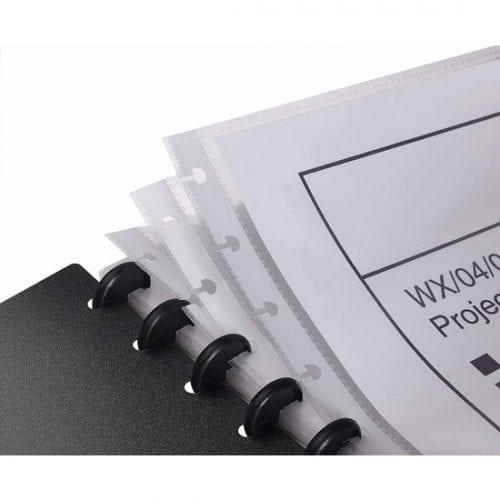 Snopake Eligo A4 ReOrganiser Display Book