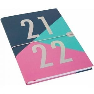 Tallon Academic A5 Diary Week to View