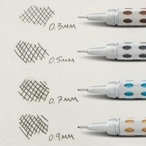 Pentel Graphgear 1000 Mechanical Pencil