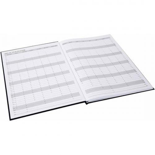 Simply Academic Diary Week Planner View