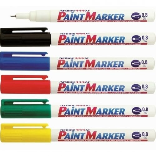 Artline-444XF-Paint-Marker-All-Colours