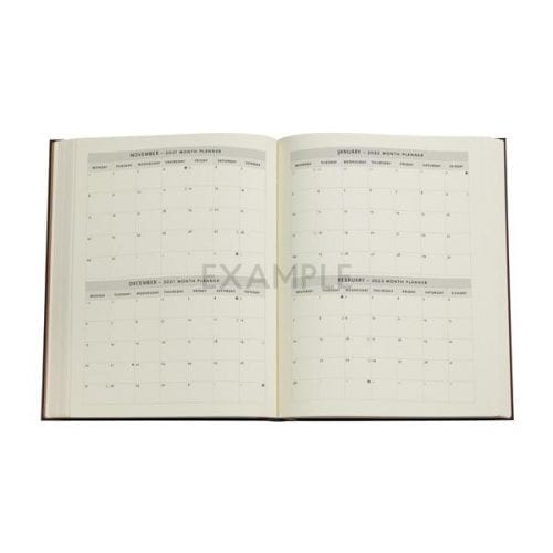 Black-Moroccan-Bold-Inside-Planner-View