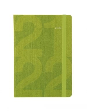 Block-A6-Week-to-View-Diary-Green