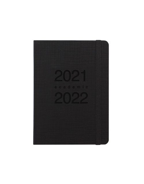 Letts-Memo-A6-Diary-Day-A-Page-Black