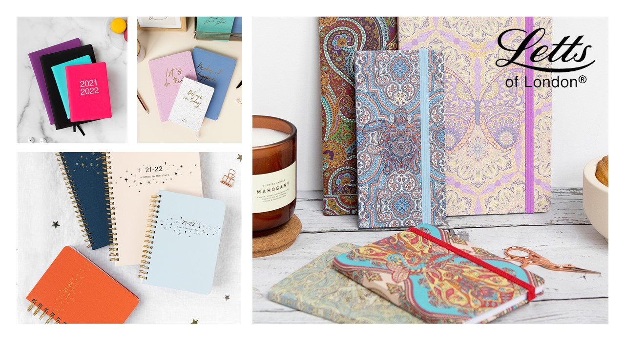 Buy Letts Stationery Online   Morgan's Direct