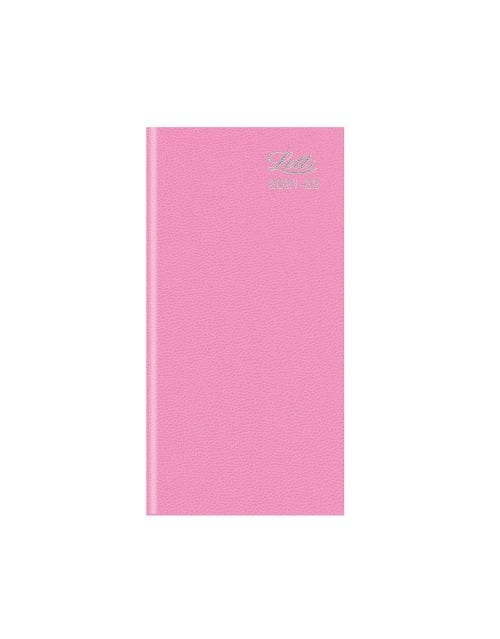 Letts-Standard-Slim-Two-Weeks-to-View-Pink