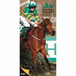 Letts ITV Sport Racing Diary Slim Week to View 2022-front