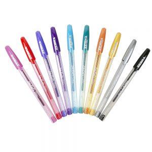 Zebra-Doodlerz-Gel-Pen-Set-of-10-Assorted2