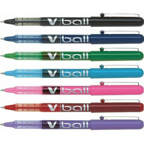 Pilot-VBall-05-Rollerball-Pen-BLVB5-Multi-image