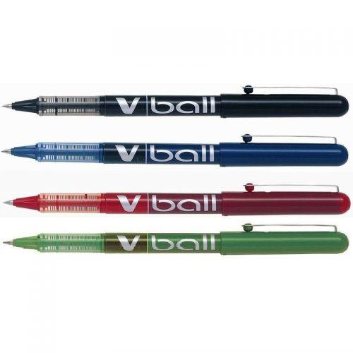 Pilot-VBall-07-Rollerball-Pen-BLVB7-Multi-image