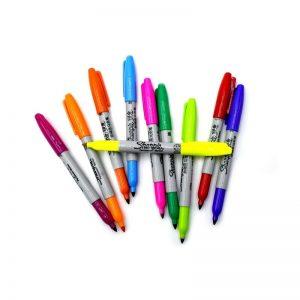 Sharpie-Fine-Permanent-Marker-Pen-Multi-Image
