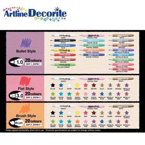 artline-decorite-marker-bullet-tip-1mm-tip-style
