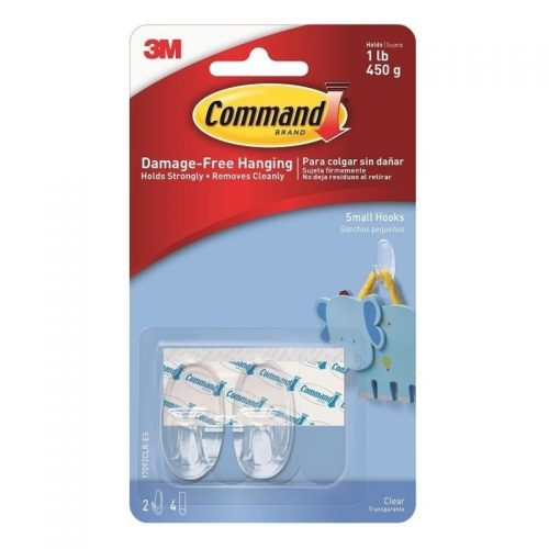 command-small-clear-hooks-with-clear-strips