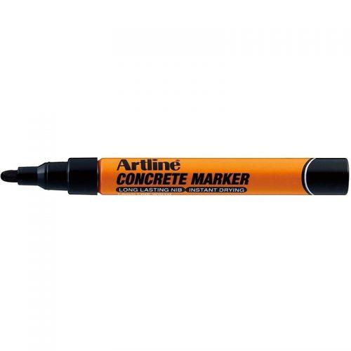 Artline Concrete Marker Pen EKPR-black