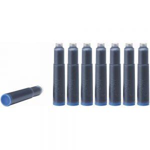 Montblanc Royal Blue Ink Cartridges Pen Refills 105193