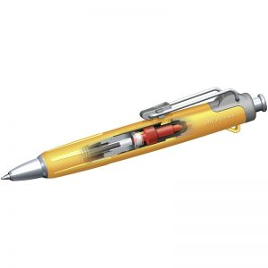 Tombow Ballpoint AirPress Pen-design