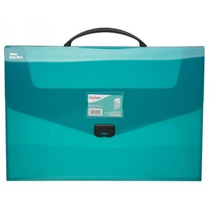 Snopake-A2-Carry-Case-turq