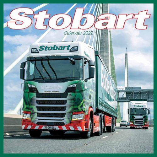 Eddie Stobart Calendar 2022-front
