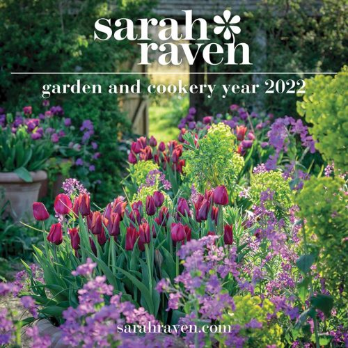 Garden and Cookery Calendar 2022-front