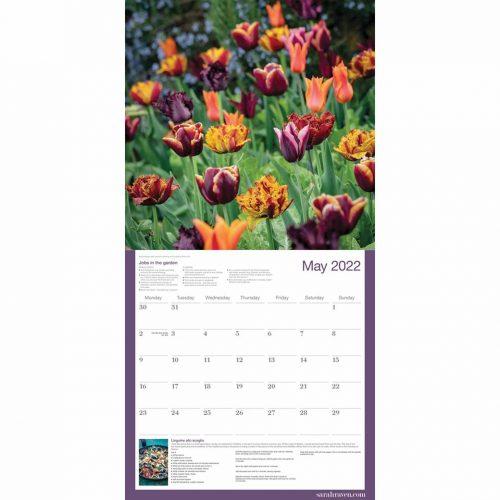 Garden and Cookery Calendar 2022-inside