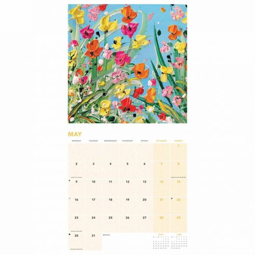 Happy Calendar 2022-inside