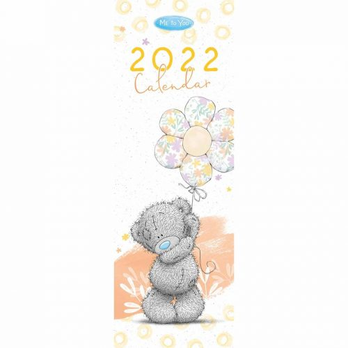 Me to You Classic Slim Calendar 2022-front