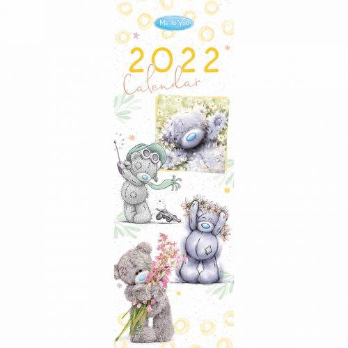 Me to You Slim Calendar 2022-front