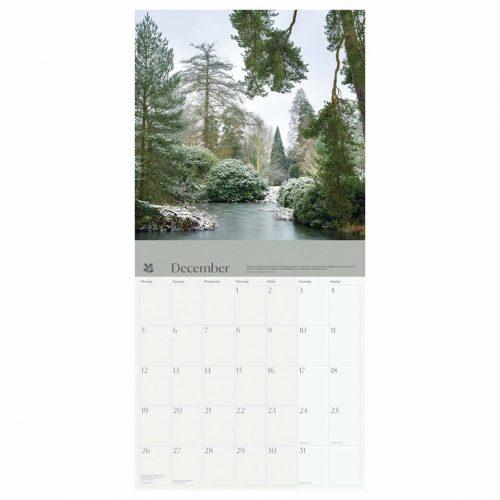 National Trust, Gardens Calendar 2022-inside