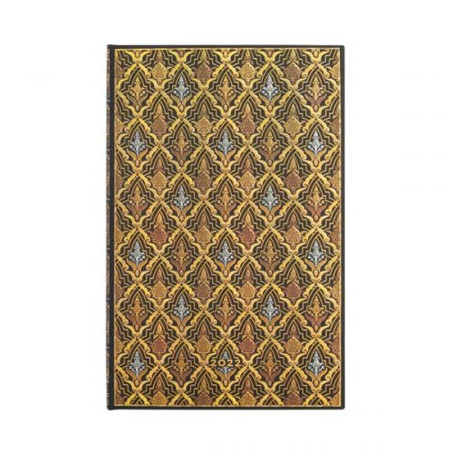 Paperblanks 2022 Diary Destiny Maxi Weekly Vertical Appointments Hard Cover-front