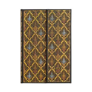 Paperblanks 2022 Diary Destiny Mini Week to View Hard Cover-front