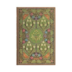 Paperblanks 2022 Diary Poetry In Bloom Mini Weekly Notes Hard Cover-front